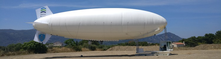 Frontex to launch maritime surveillance by aerostat pilot project