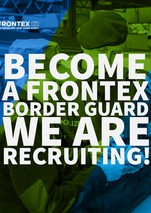 Frontex Border Guard Recruitment Brochure
