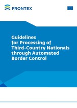 Guidelines for Processing of Third Country Nationals through Automated Border Control