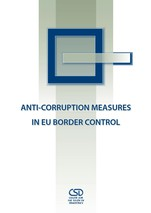 Study on anti-corruption measures in EU border control