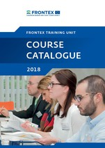 Training Course Catalogue 2018